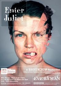 Enter Juliet